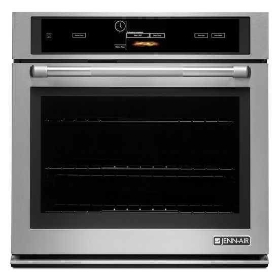 """Pro-Style® 30"""" Single Wall Oven with V2™ Vertical Dual-Fan Convection System"""
