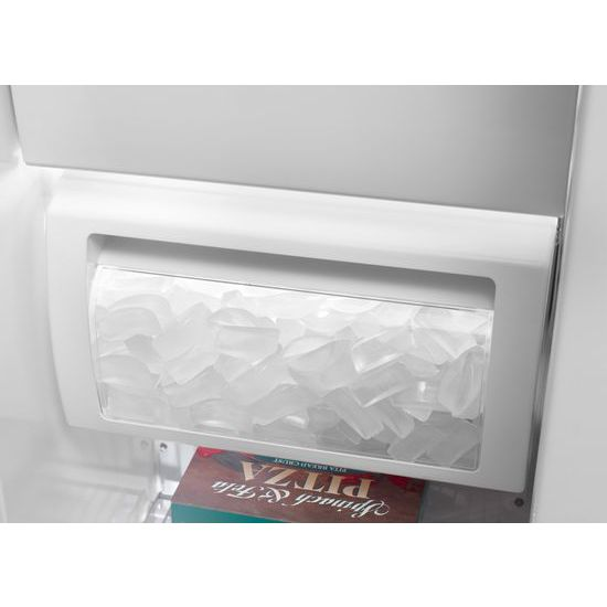25.5 cu. ft 42-Inch Width Built-In Side by Side Refrigerator with PrintShield™ Finish