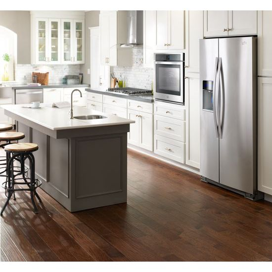 36-inch Wide Side-by-Side Counter Depth Refrigerator with StoreRight™ Dual Cooling System - 23 cu. ft.