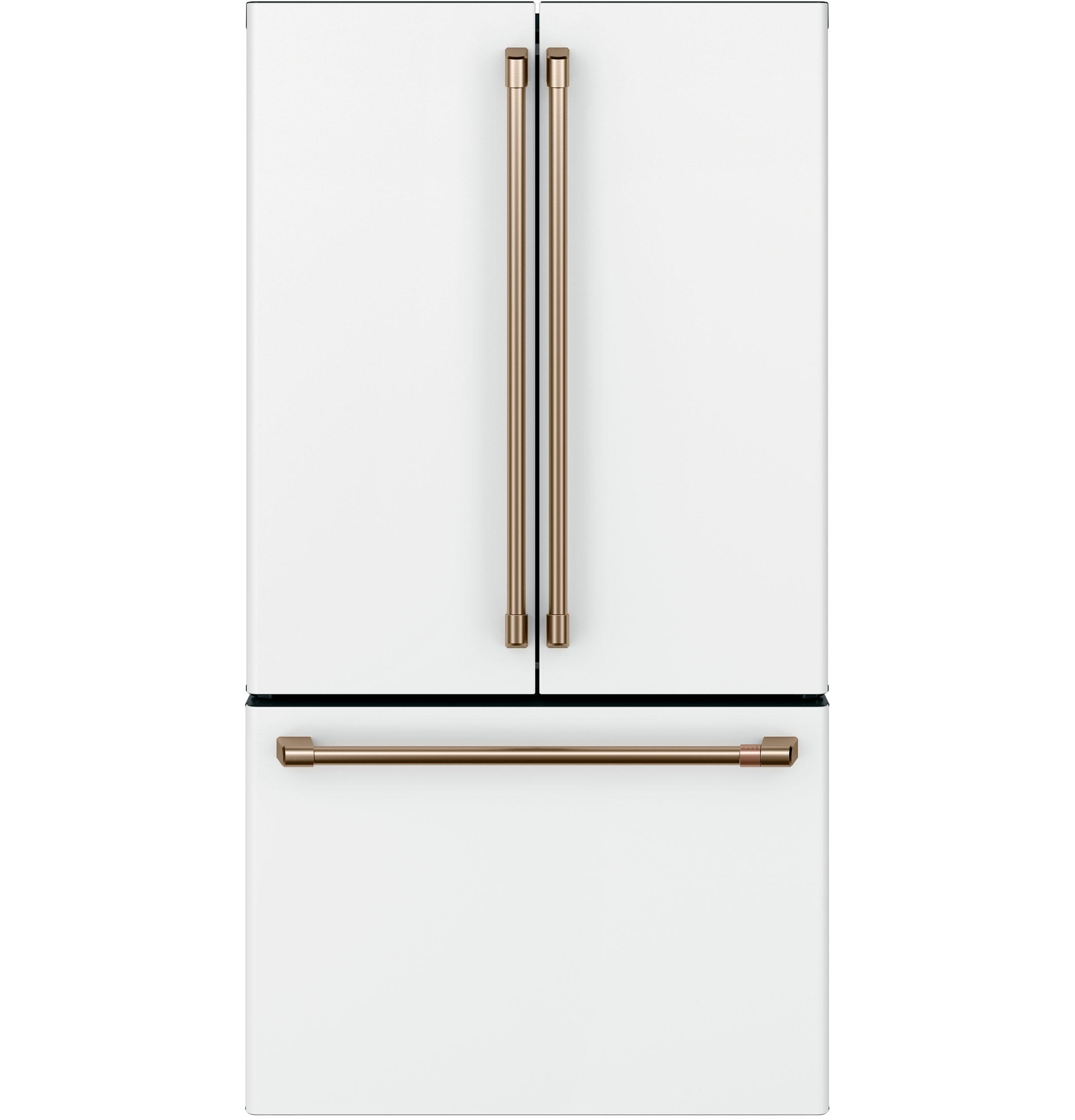 Café™ ENERGY STAR® 23.1 Cu. Ft. Counter-Depth French-Door Refrigerator
