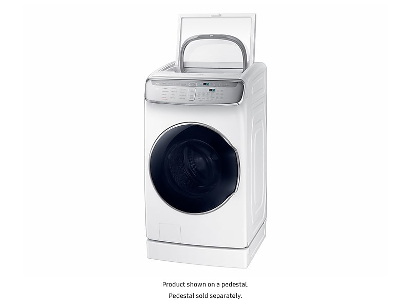 WV9900 6.0 Total cu. ft. FlexWash™ Washer