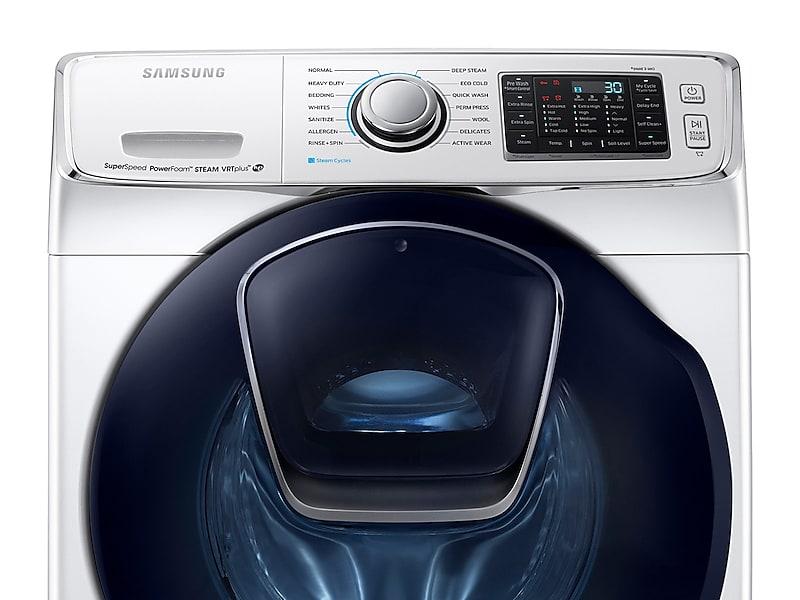 WF7500 5.0 cu. ft. AddWash™ Front Load Washer