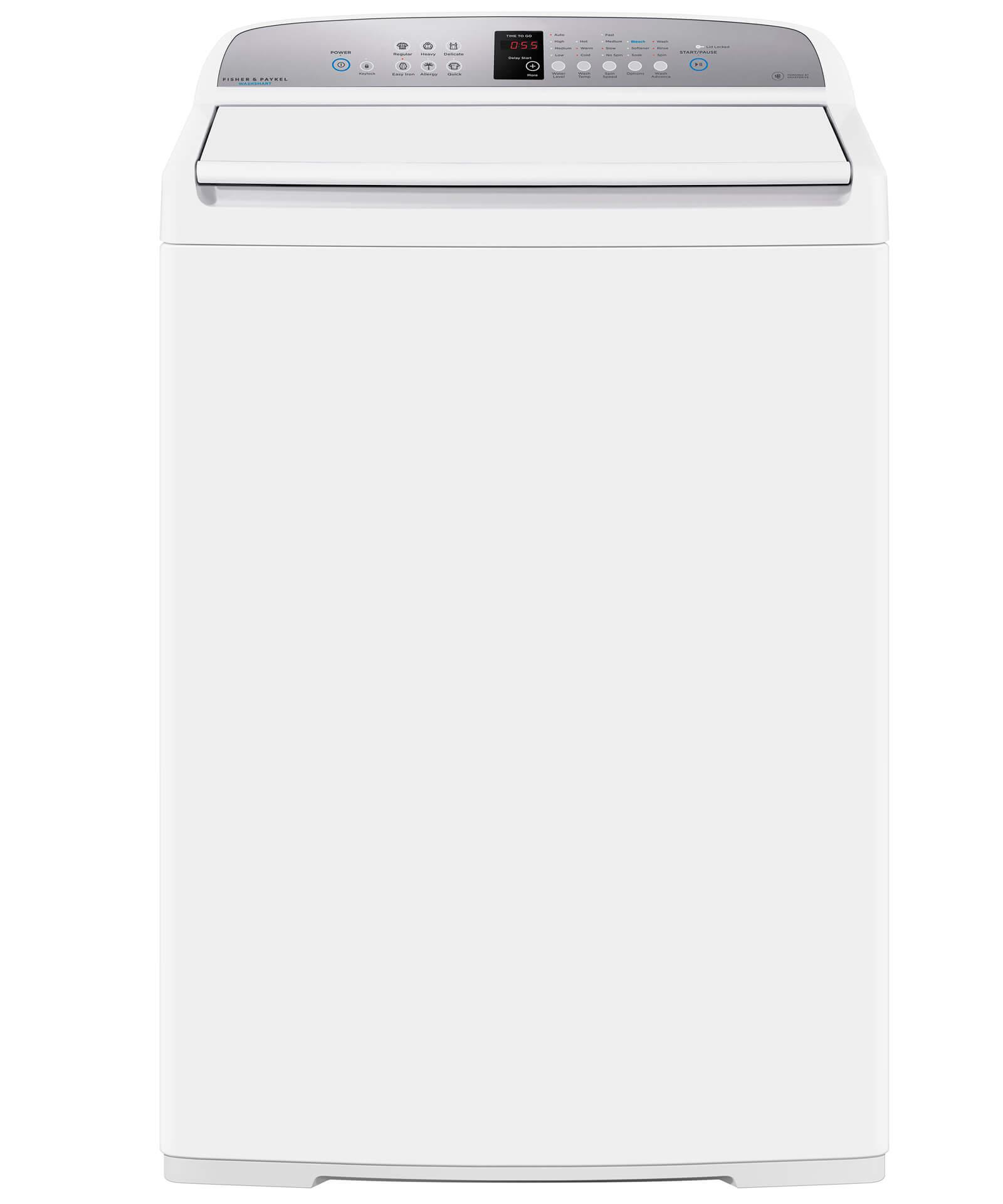 Top Loader Washing Machine, 3.9 cu ft WashSmart™