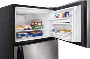 Model: FFHT2021TS | 20.4 Cu. Ft. Top Freezer Refrigerator