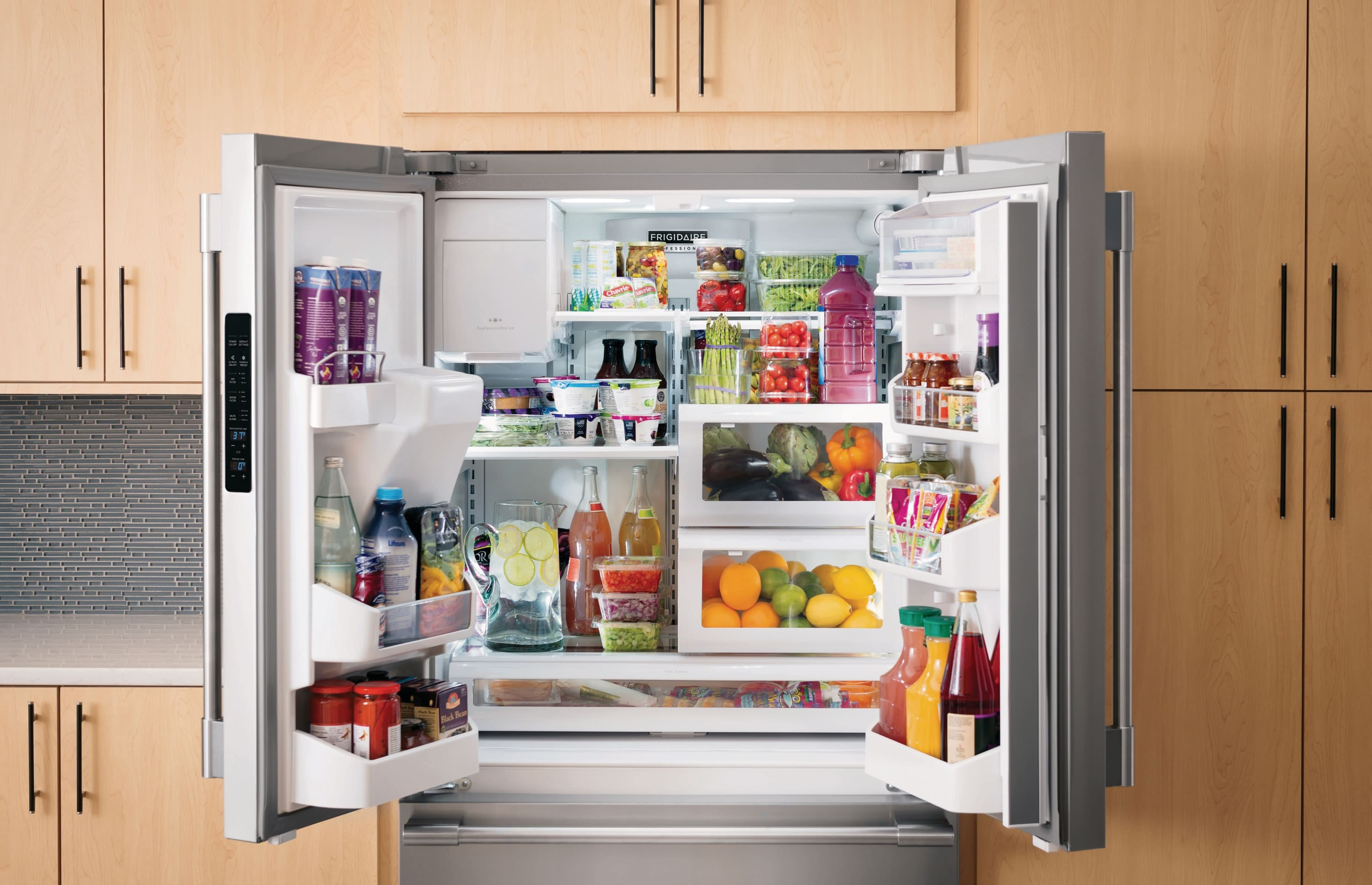 21.6 Cu. Ft. French Door Counter-Depth Refrigerator