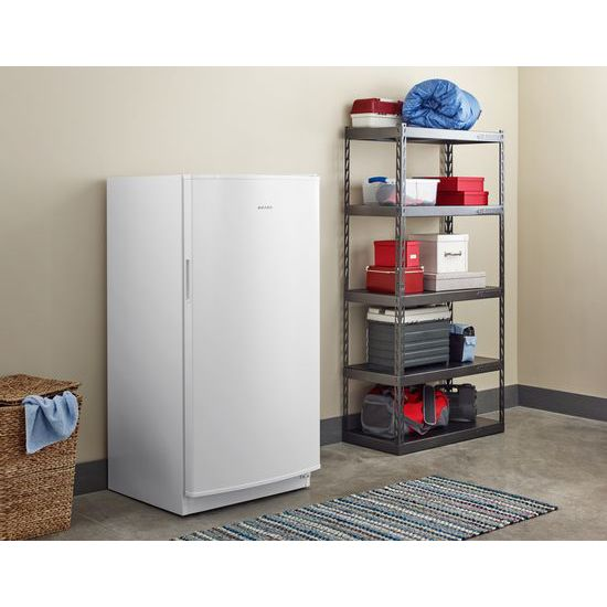 Model: AZF33X16DW | Amana 16 cu. ft. Upright Freezer with Energy-Saving Insulation