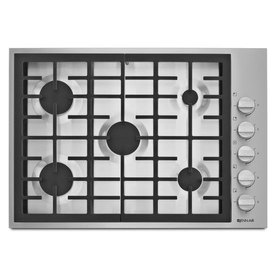 "Jenn-Air Pro-Style® 30"" 5-Burner Gas Cooktop"