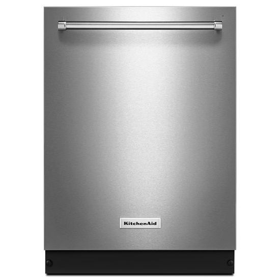 KitchenAid 46 DBA Dishwasher with Bottle Wash Option and PrintShield™ Finish