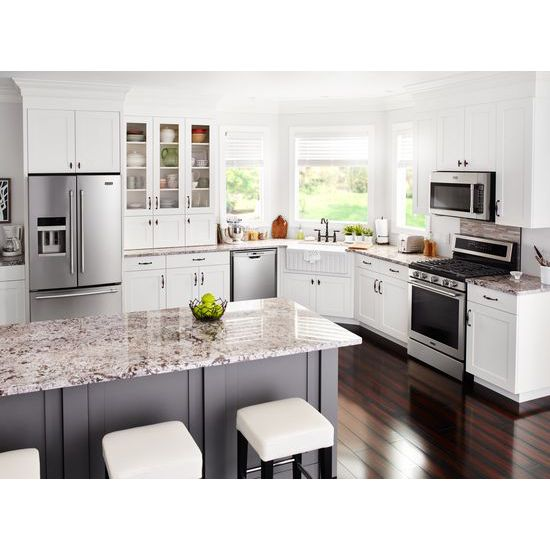 30-Inch Wide Gas Range With True Convection And Power Preheat - 5.8 Cu. Ft.