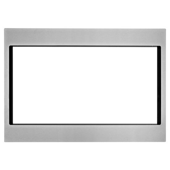 Unbranded 27 in. Trim Kit for Countertop Microwaves