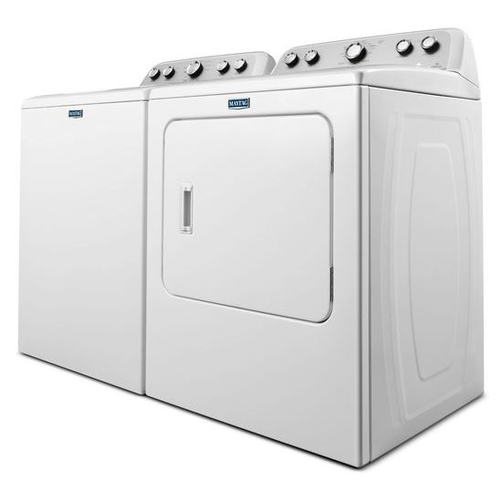 Model: MVWX655DW | Maytag Large Capacity Washer with Optimal Dispensers- 4.3 Cu. Ft.
