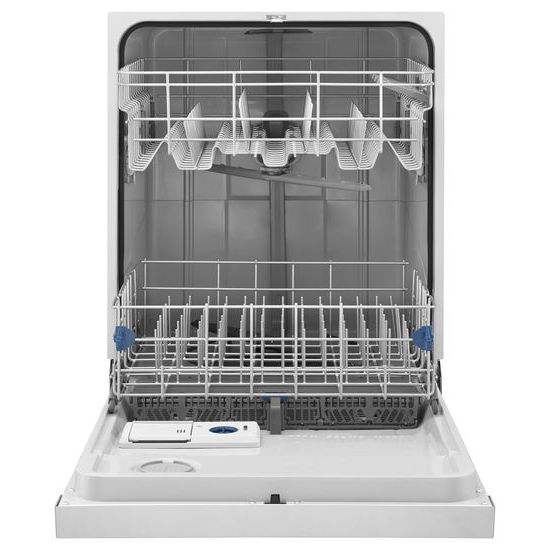 Model: WDF540PADB | Whirlpool ENERGY STAR® certified dishwasher with Sensor cycle