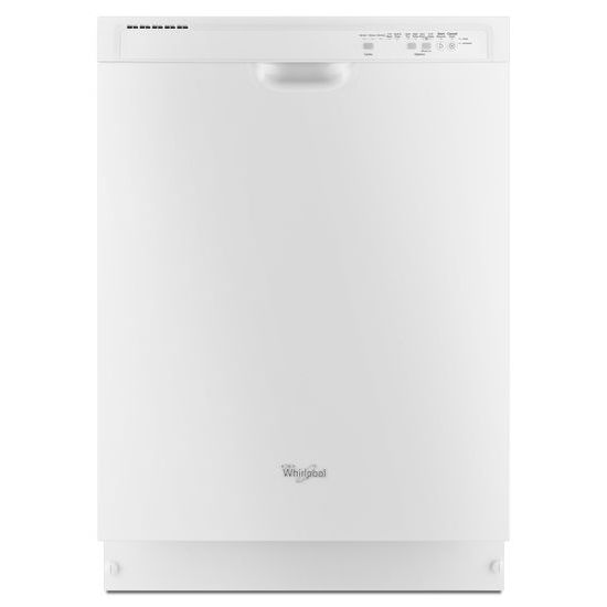 Whirlpool ENERGY STAR® certified dishwasher with Sensor cycle
