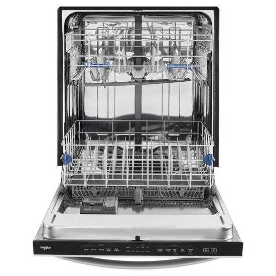 Model: WDT750SAHZ | Stainless Steel Tub Dishwasher with TotalCoverage Spray Arm
