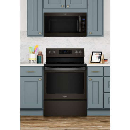 5.3 cu. ft. Freestanding Electric Range with Frozen Bake™ Technology