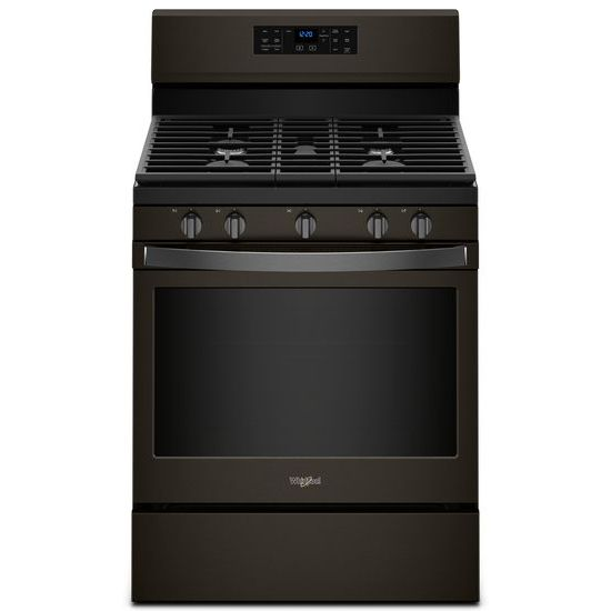 Whirlpool 5.0 cu. ft. Whirlpool® gas convection oven with Frozen Bake™ technology