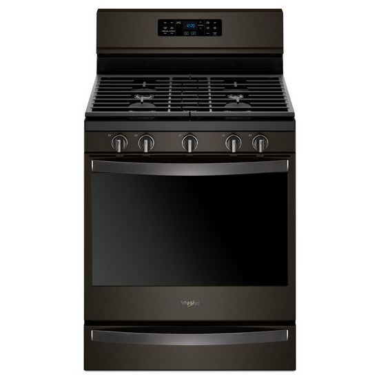 Model: WFG775H0HV | Whirlpool 5.8 cu. ft. Freestanding Gas Range with Frozen Bake™ Technology