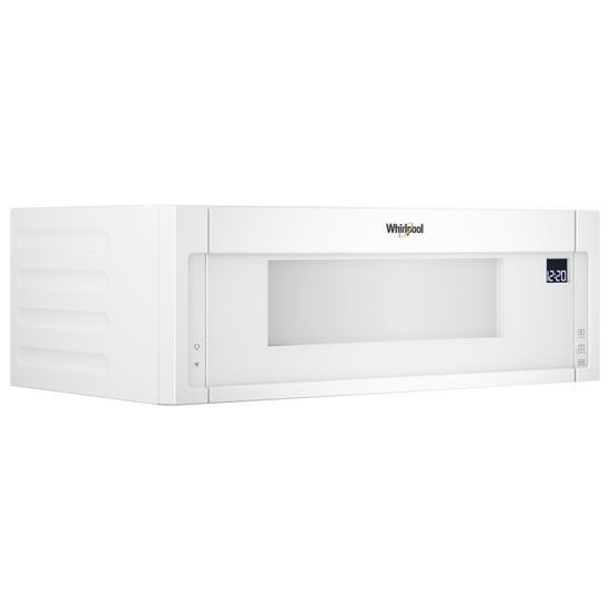 Model: WML75011HW | 1.1 cu. ft. Low Profile Microwave Hood Combination