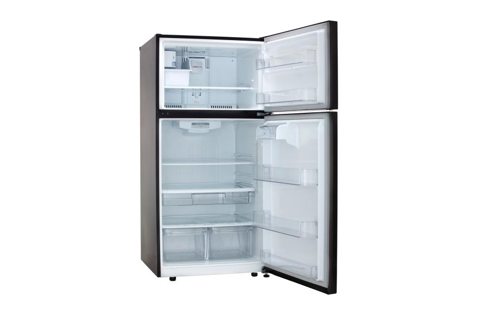 Model: LTCS24223D | LG 24 cu. ft. Top Mount Refrigerator