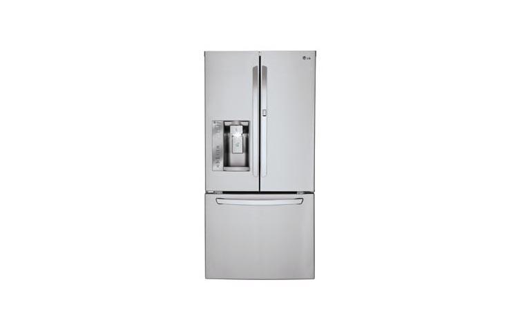LG 24 cu. ft. Door-in-Door® Refrigerator