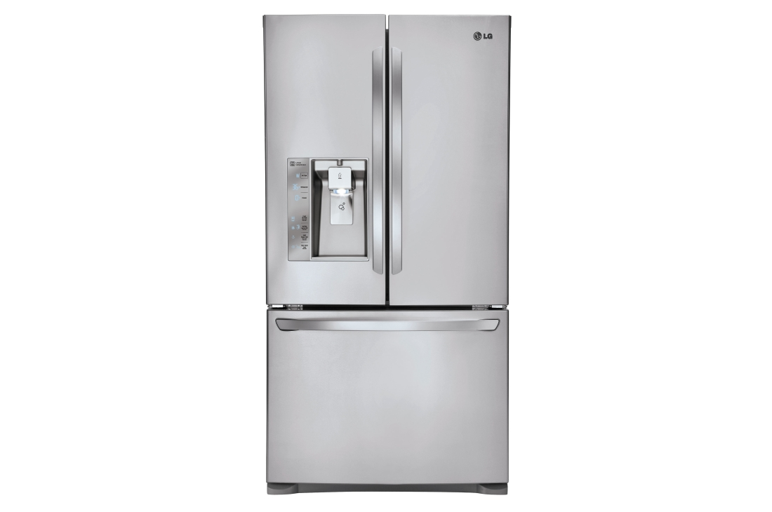 LG 24 cu. ft. French Door Counter-Depth Refrigerator