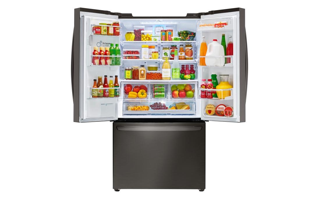 Model: LFXC24726D | LG 24 cu. ft. French Door Counter-Depth Refrigerator
