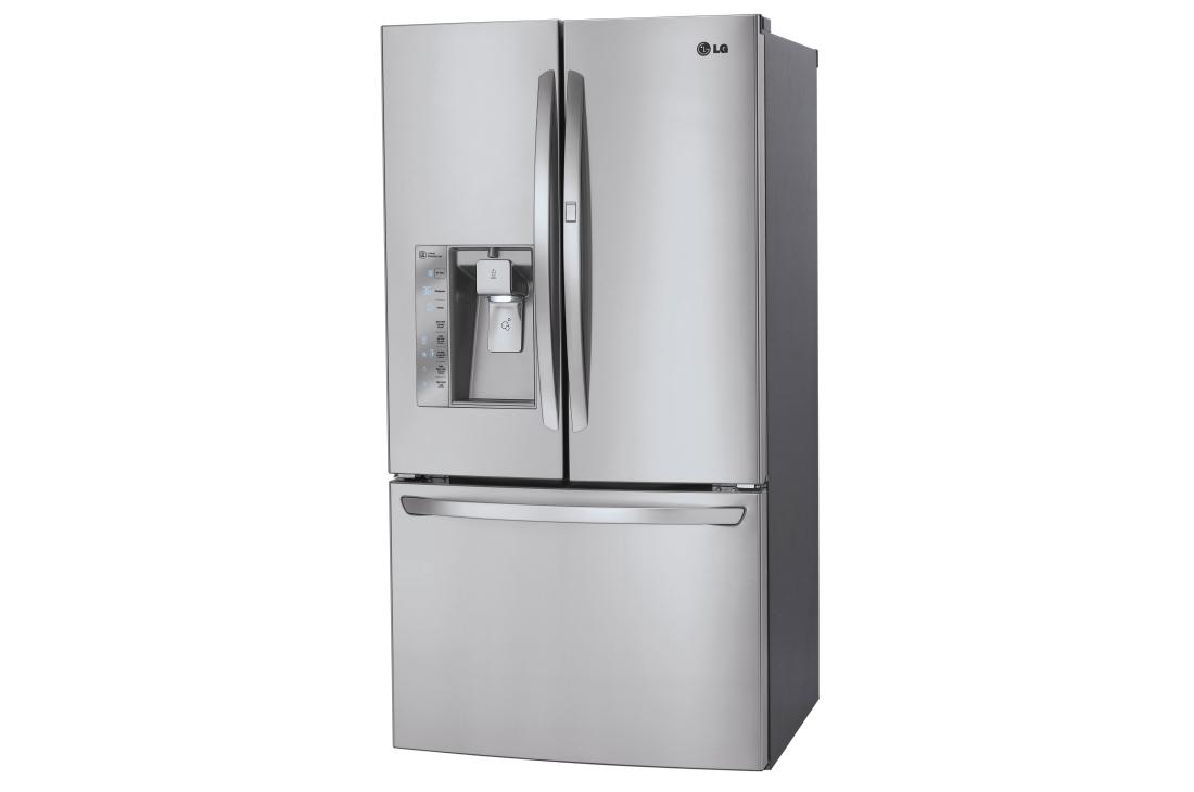 Model: LFXS30766S | 30 cu. ft. Smart wi-fi Enabled Door-in-Door® Refrigerator