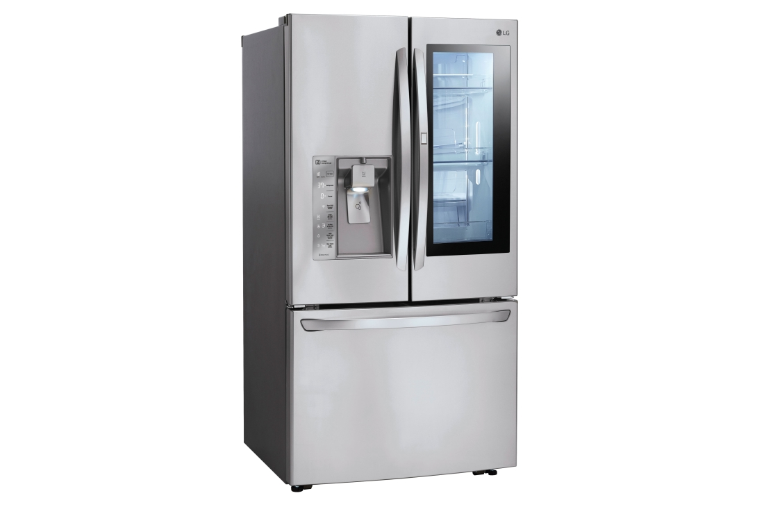 30 cu. ft. Smart wi-fi Enabled InstaView™ Door-in-Door® Refrigerator