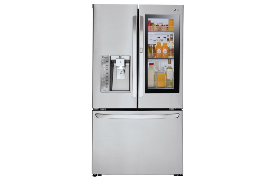 24 cu. ft. Smart wi-fi Enabled InstaView™ Door-in-Door® Counter-Depth Refrigerator