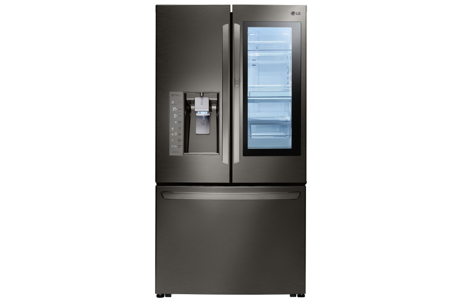 Model: LFXC24796D | LG 24 cu. ft. Smart wi-fi Enabled InstaView™ Door-in-Door® Counter-Depth Refrigerator