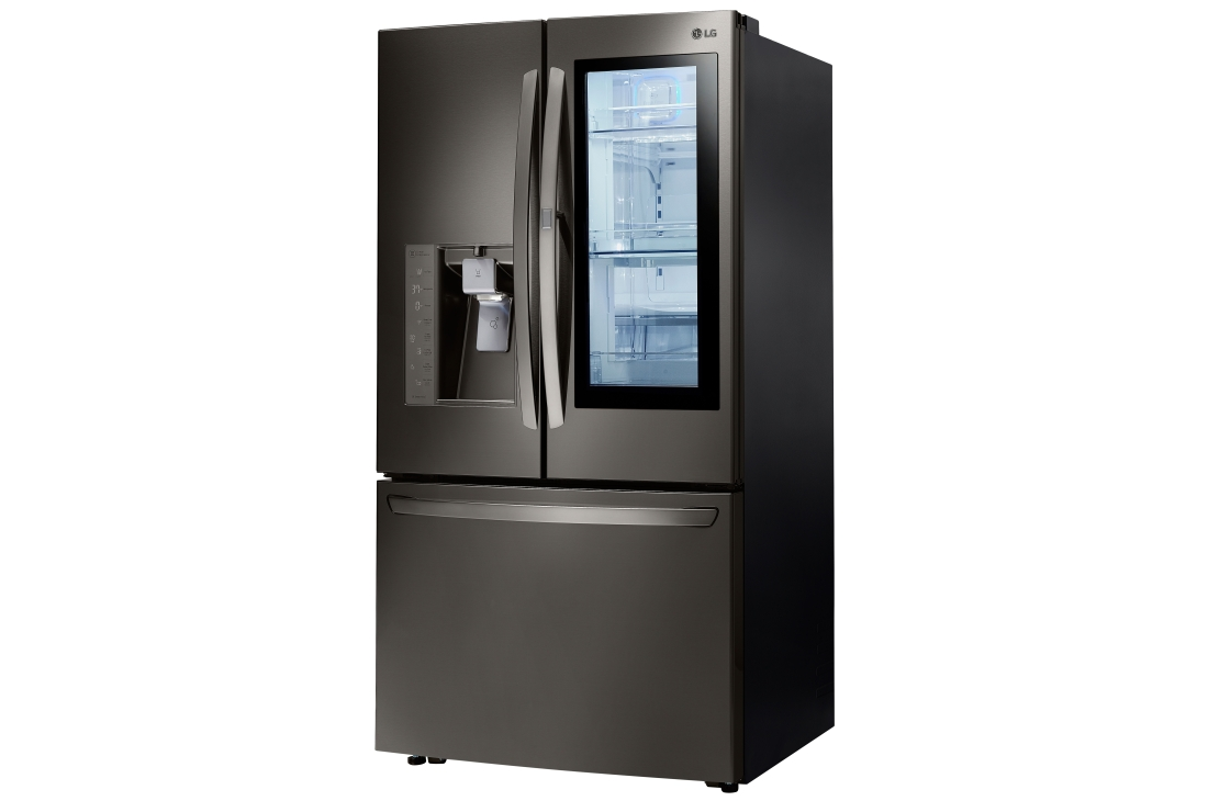 Model: LFXS30796D | LG 30 cu. ft. Smart wi-fi Enabled InstaView™ Door-in-Door® Refrigerator