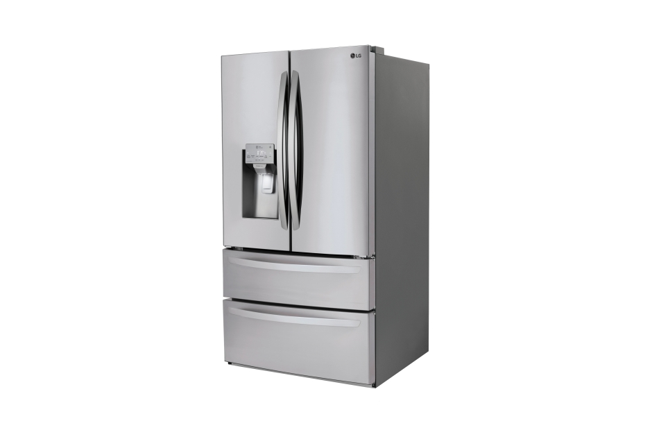 Model: LMXS28626S | LG 28 cu.ft. Smart wi-fi Enabled French Door Refrigerator