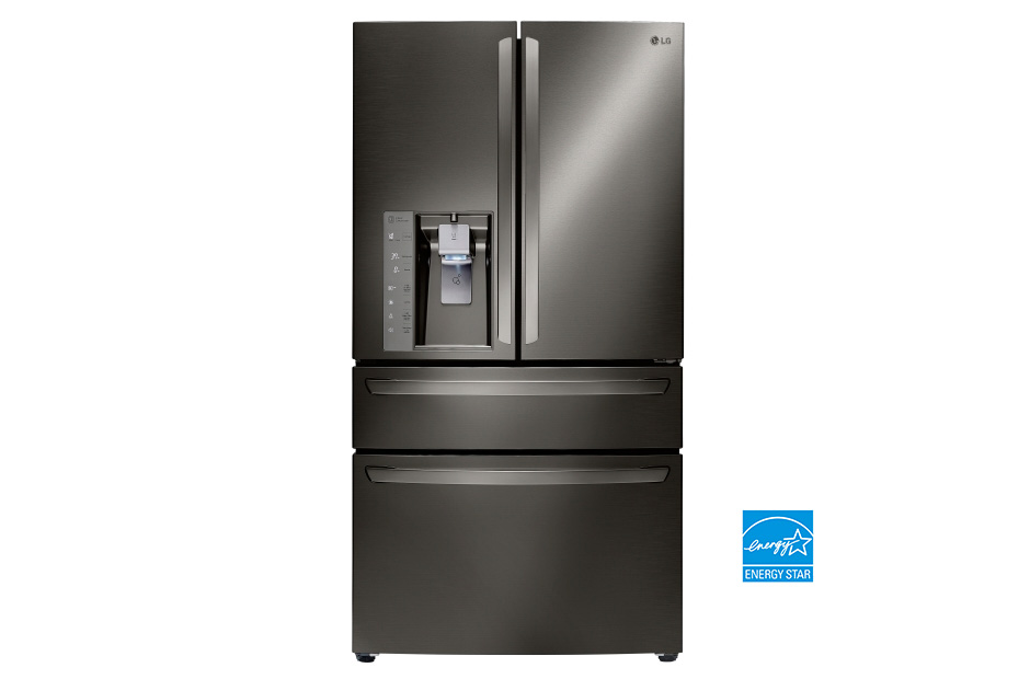 Model: LMXC23746D | 23 cu. ft. French Door Counter-Depth Refrigerator