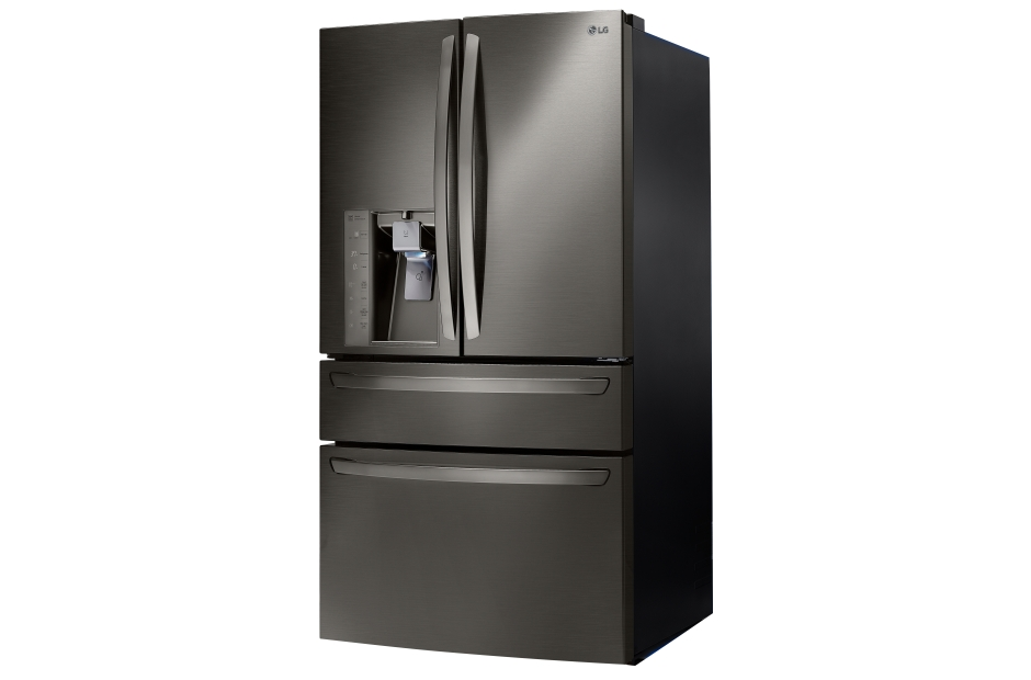 Model: LMXC23746D | LG 23 cu. ft. French Door Counter-Depth Refrigerator