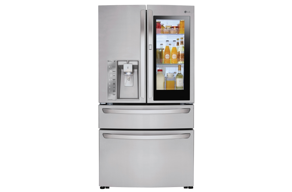 LG 23 cu. ft. Smart wi-fi Enabled InstaView™ Door-in-Door® Refrigerator