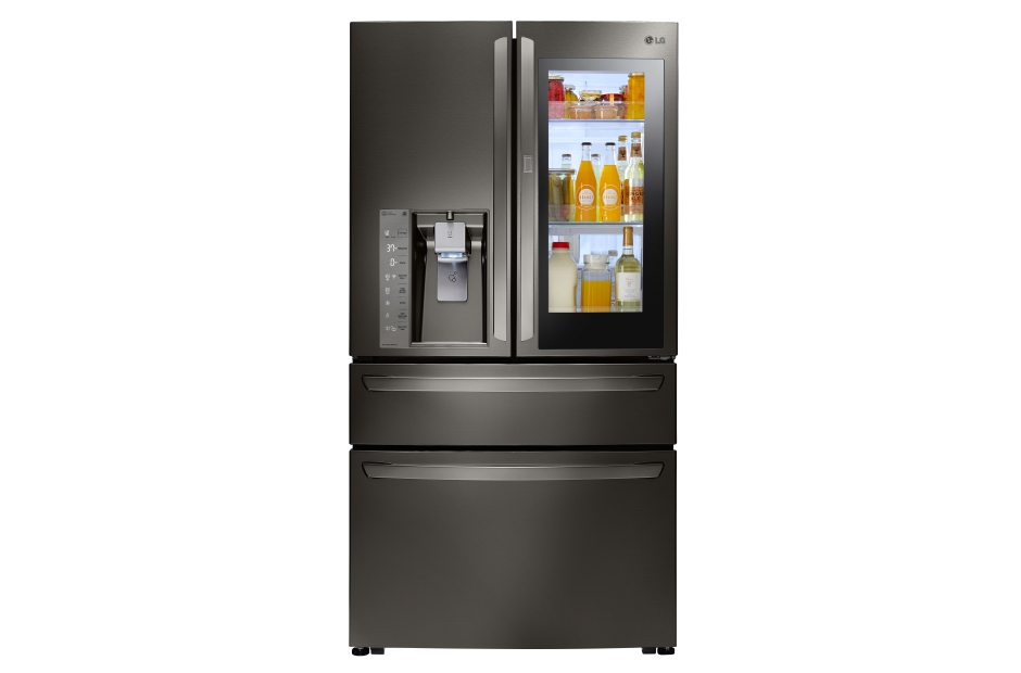 LG 23 cu. ft. Smart wi-fi Enabled InstaView™ Door-in-Door® Counter-Depth Refrigerator