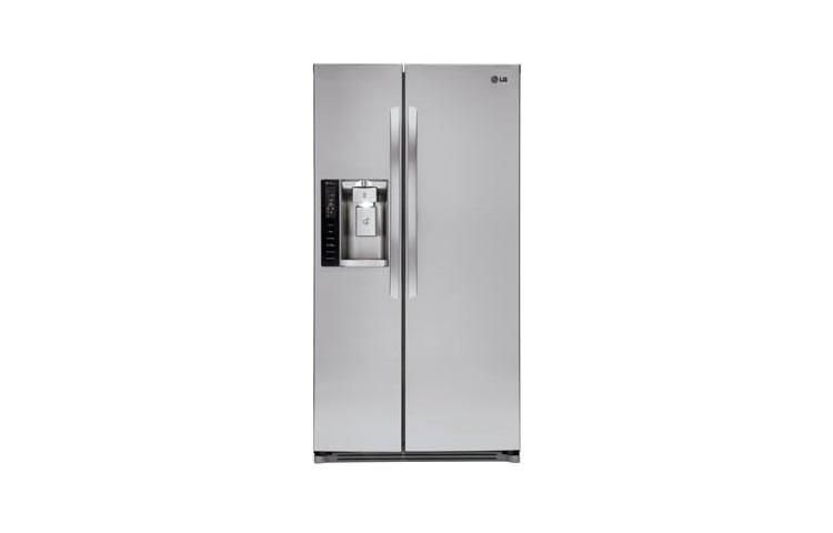 Model: LSXS26326S | LG 26 cu. ft. Side-By-Side Refrigerator