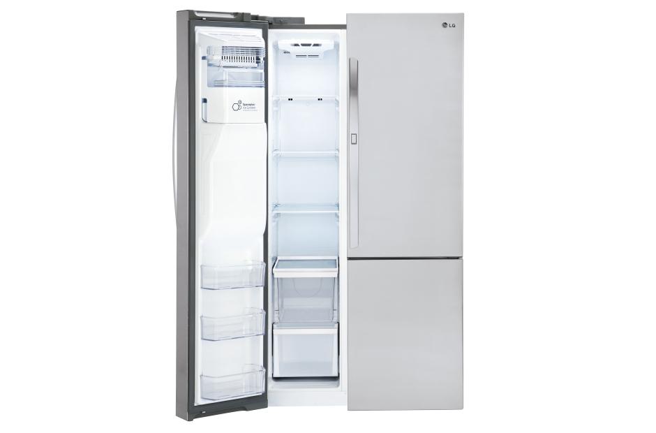 Model: LSXC22486S | LG 22 cu. ft. Smart wi-fi Enabled Door-in-Door® Counter-Depth Refrigerator