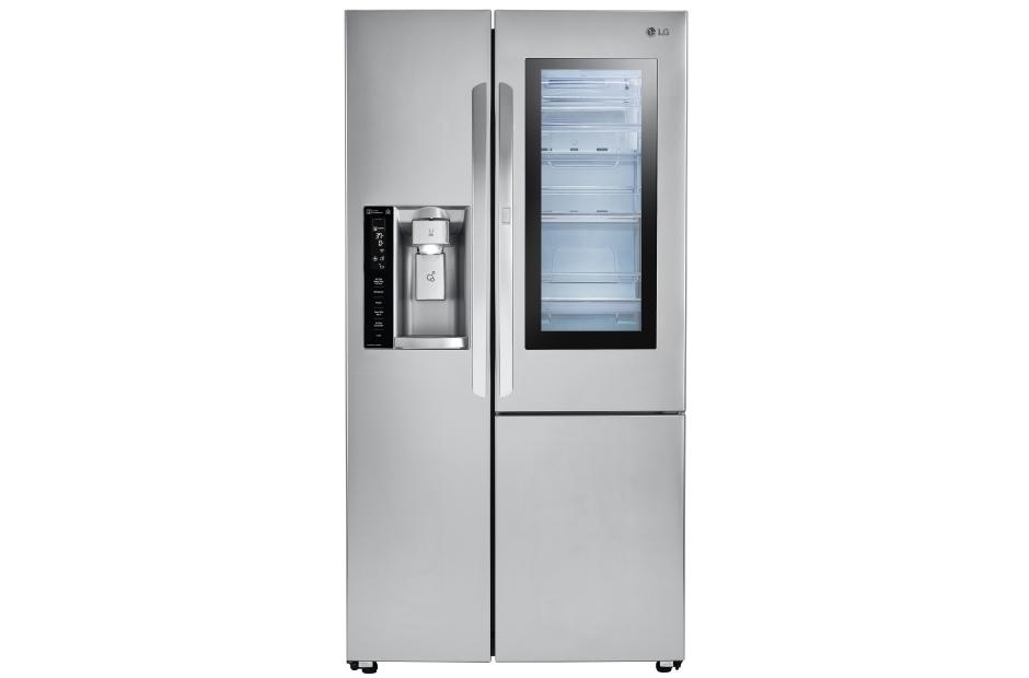 Model: LSXS26396S | 26 cu.ft. Smart wi-fi Enabled InstaView™ Door-in-Door® Refrigerator
