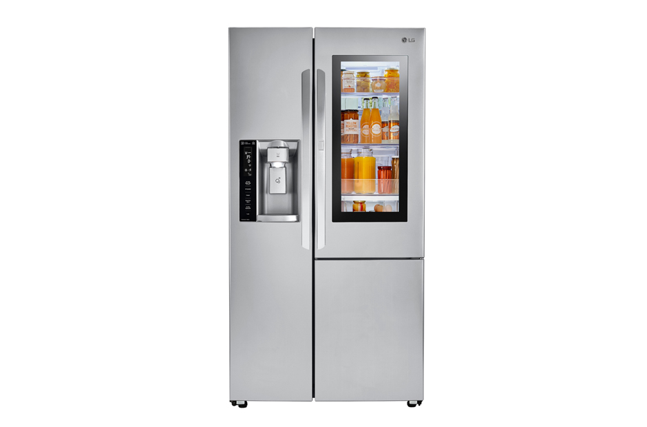 LG 22 cu.ft. Smart wi-fi Enabled InstaView™ Door-in-Door® Counter-Depth Refrigerator