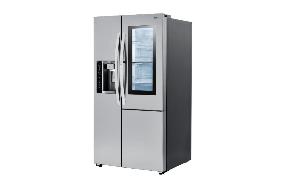 Model: LSXC22396S | 22 cu.ft. Smart wi-fi Enabled InstaView™ Door-in-Door® Counter-Depth Refrigerator