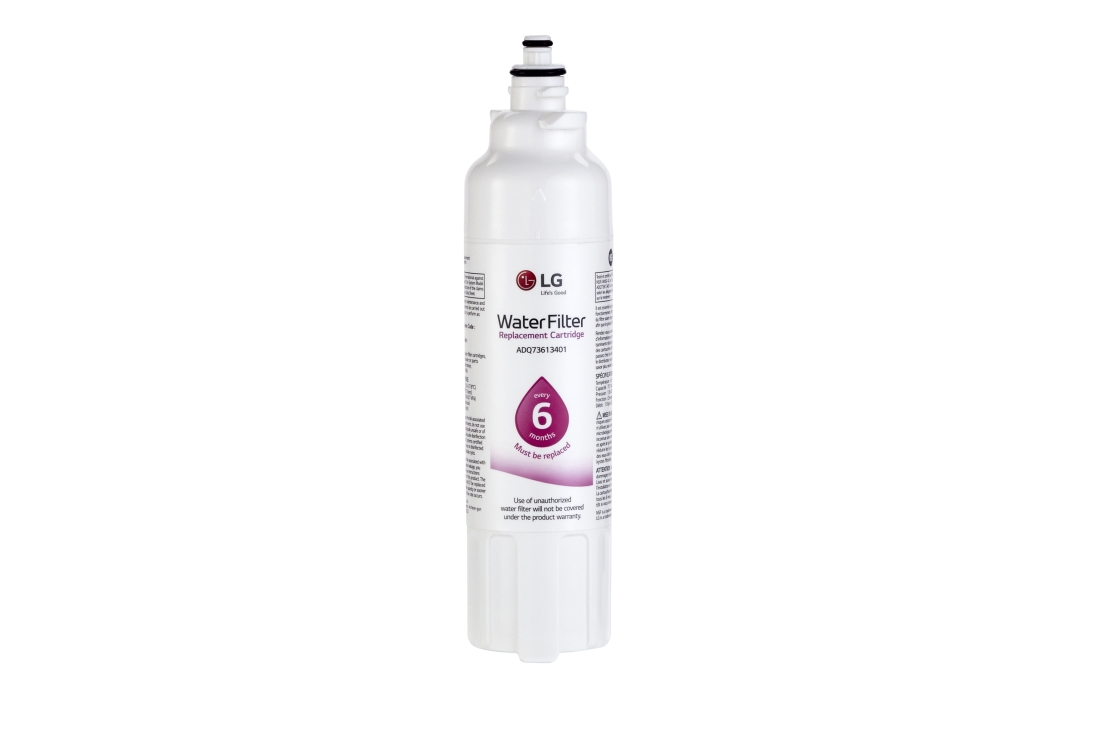 LG 6 month / 200 Gallon Capacity Replacement Refrigerator Water Filter (ADQ73613401)