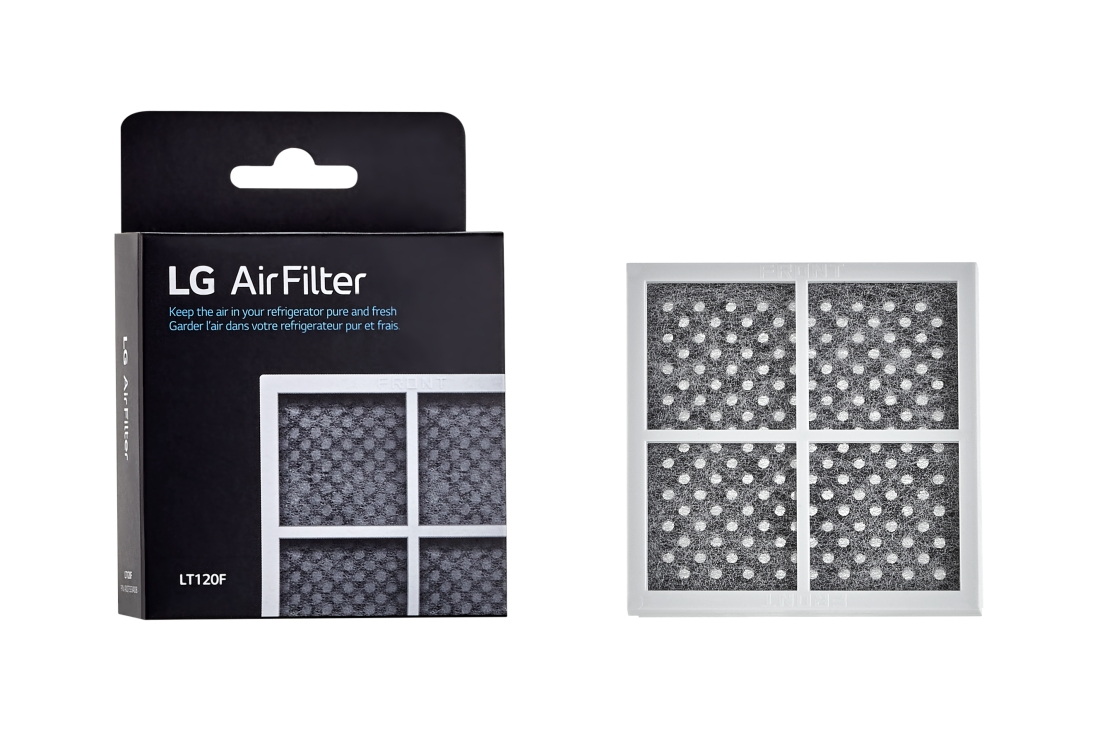 Model: LT120F | LG 6 Month Replacement Refrigerator Air Filter (ADQ73214404)