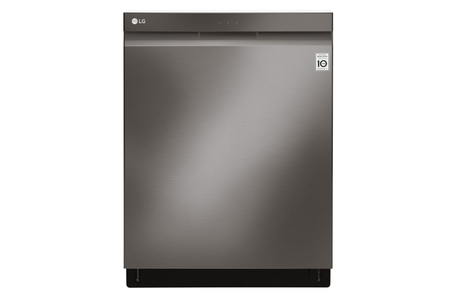 LG Top Control Smart wi-fi Enabled Dishwasher with QuadWash™