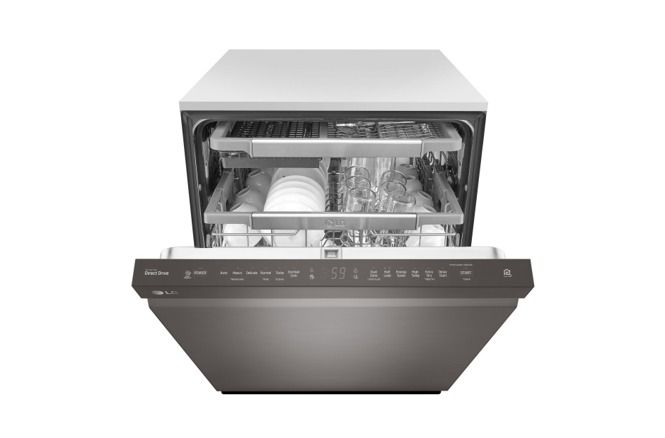Model: LDP6797BD | Top Control Smart wi-fi Enabled Dishwasher with QuadWash™