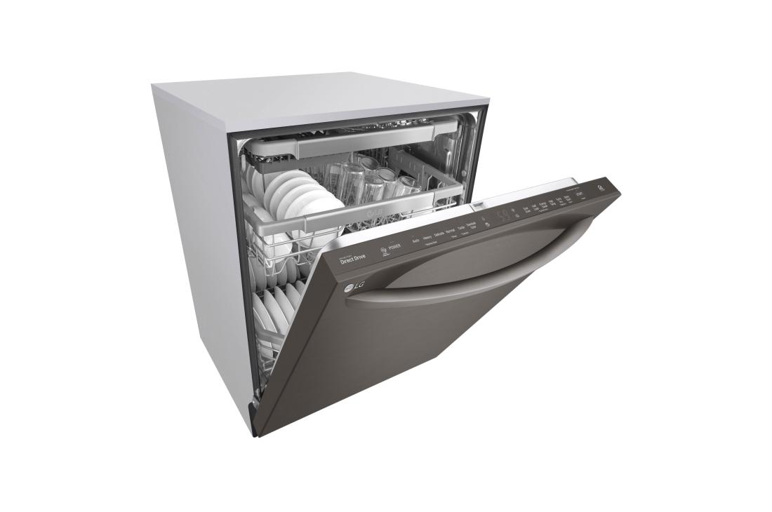 Model: LDT7797BD   LG Top Control Smart wi-fi Enabled Dishwasher with QuadWash™