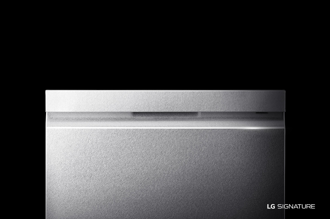 LG LG SIGNATURE Top Control Smart wi-fi Enabled Dishwasher with QuadWash™