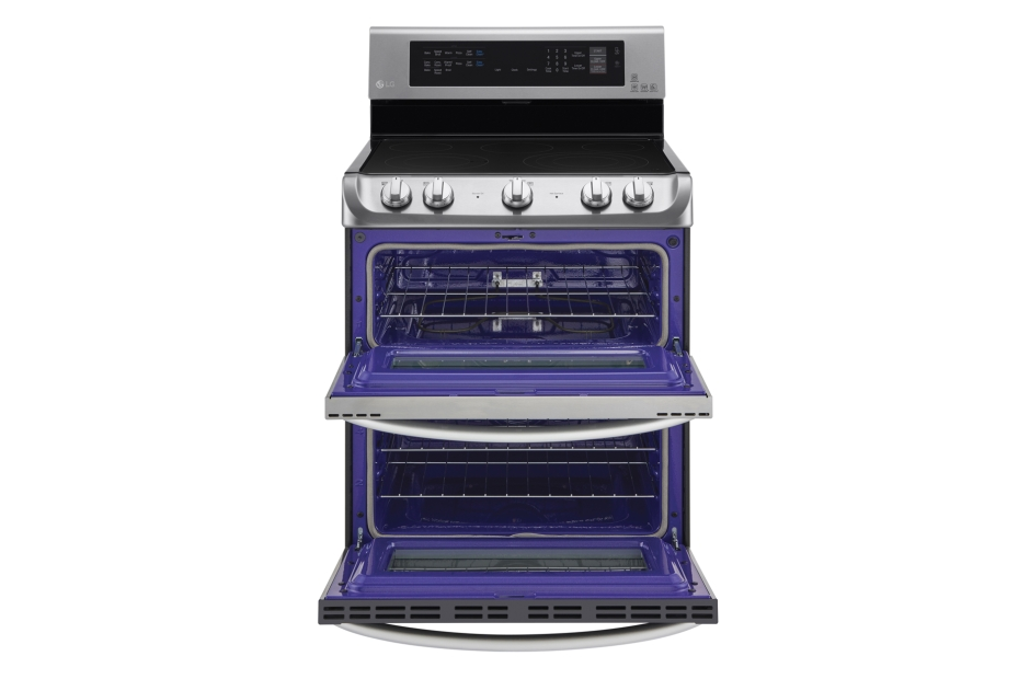 7.3 cu. ft. Electric Double Oven Range with ProBake Convection®, EasyClean® and Infrared Heating™ System