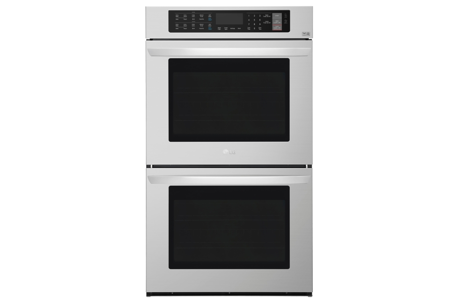 Lg Lwd3063st 9 4 Cu Ft Double Wall Oven Lwd3063st Highway Appliance Television Bedding Furniture And Grills