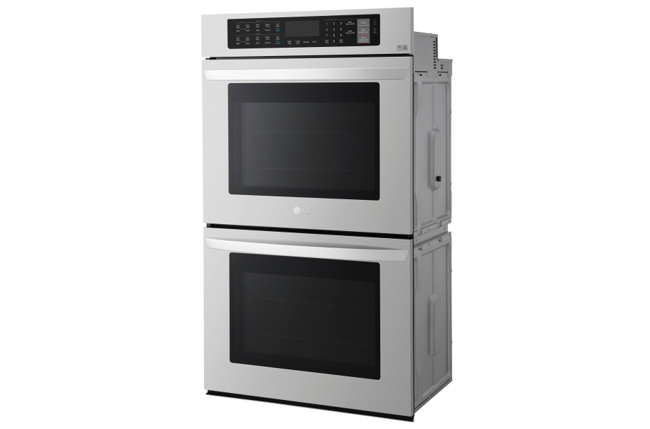 Model: LWD3063ST   LG 9.4 cu. ft. Double Wall Oven